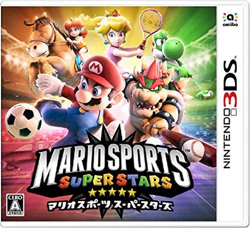 マリオスポーツ スーパースターズの商品画像