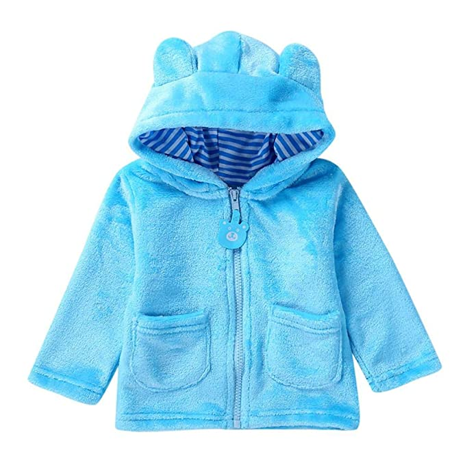 d3a325d1b1a8 Amazon.com  LNGRY Baby Coat