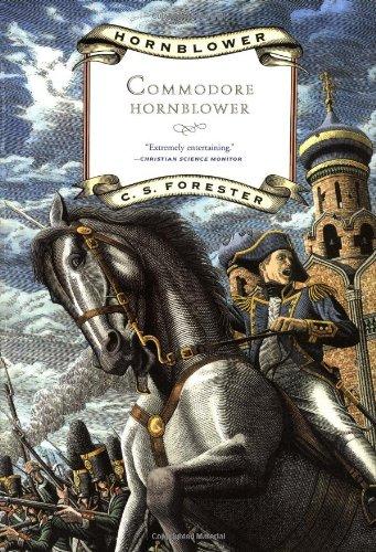 Price comparison product image Commodore Hornblower (Hornblower Saga)