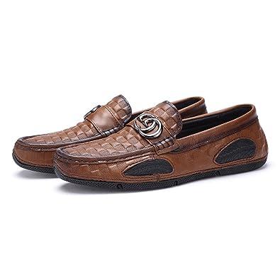 XiXiDe - Alpargata de Charol Hombre, Color, Talla 38 EU: Amazon.es: Zapatos y complementos