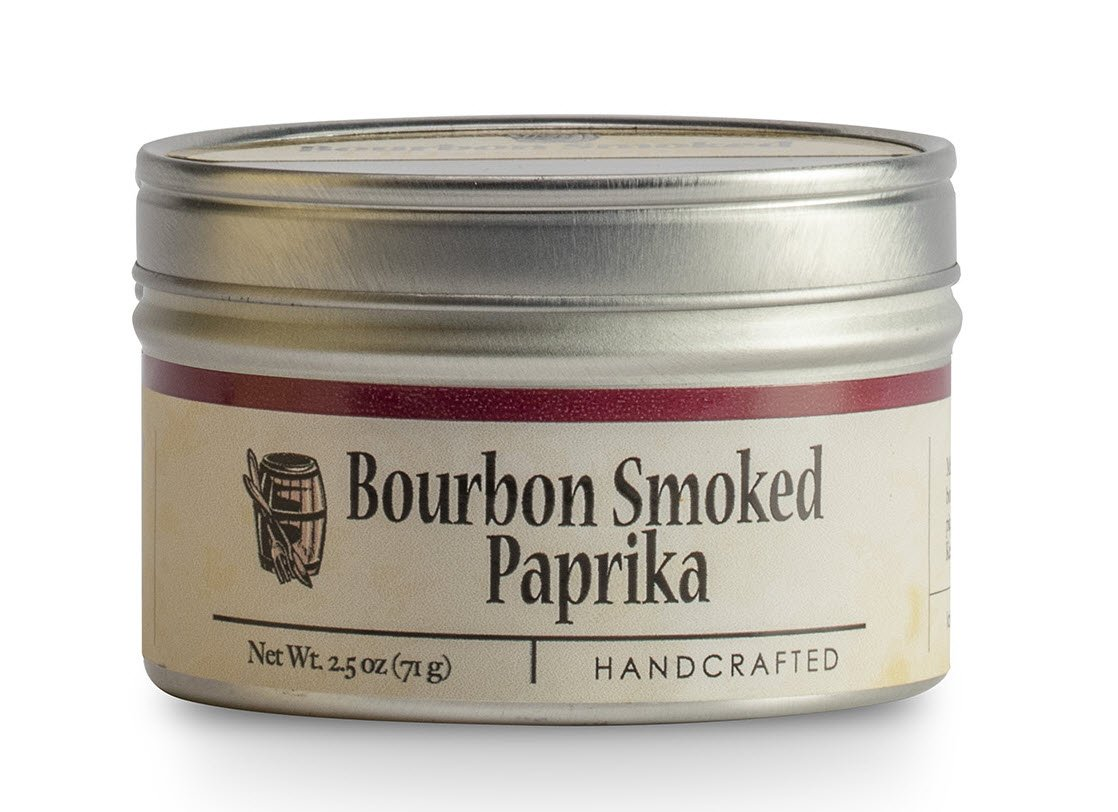 Bourbon Smoked Paprika2.5 oz