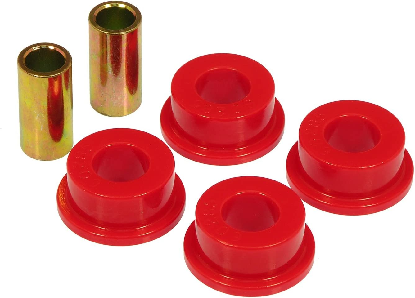 Prothane 6-802 Red Front Frame Shackle Bushing Kit