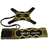 SKLZ Star-Kick Hands Free Solo Soccer Trainer- Fits Ball Size 3, 4, and 5