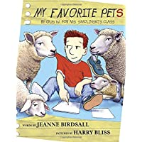 My Favorite Pets: by Gus W. for Ms. Smolinski's Class