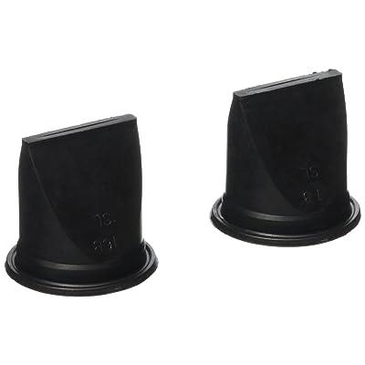 "Dometic 385310076 Black 1-1/2"" Duck Ball Valve Kit - Pair: Automotive"