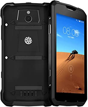 Rugum V1 Outdoor 4G Unlocked Smartphone,Rugged Mobile Phone,IP68 ...