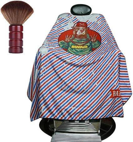 Profesional Barbero Capa Salón Peluquería Corte De Pelo Capa ...