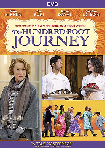 DVD : The Hundred-Foot Journey (, Widescreen, AC-3, Dolby, Dubbed)