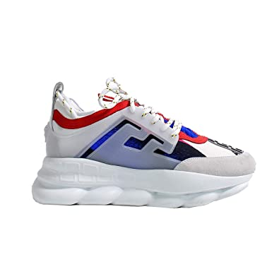 4e401718ad39e VERSACE Sneakers Chain Reaction: Amazon.co.uk: Shoes & Bags