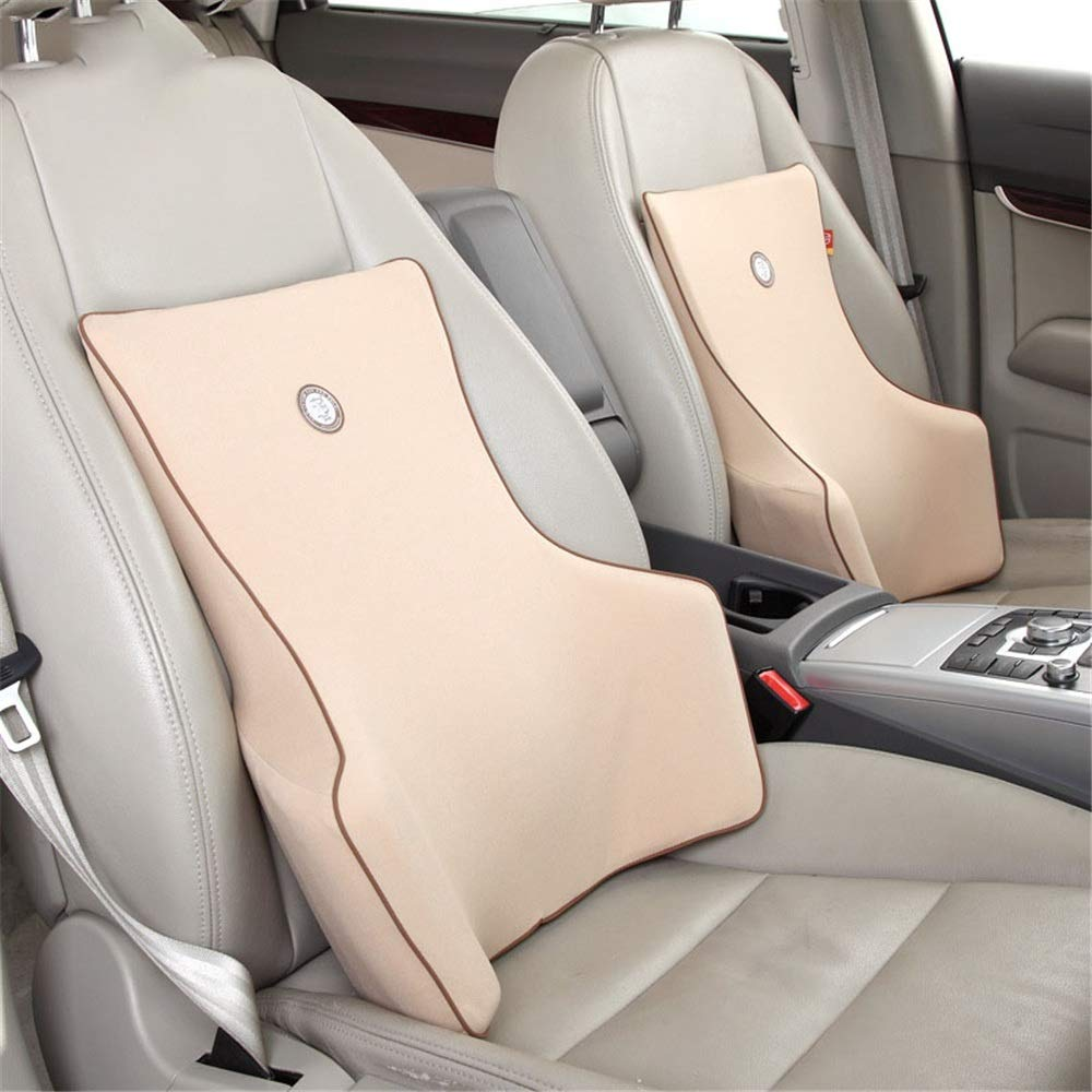 Interior Accessories Car Neck Pillow Seat Cushion Comfort Bamboo