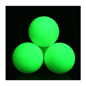 amaoma 3 pieza vibrantes pelotas de golf, Golf flotante ...