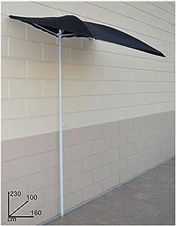 Ombrelloni Rettangolari Da Terrazzo.Aktive Ombrellone Da Balcone Rettangolare 200 X 120 Cm Colore