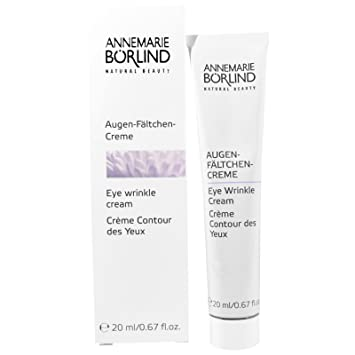 annemarie borlind eye wrinkle cream