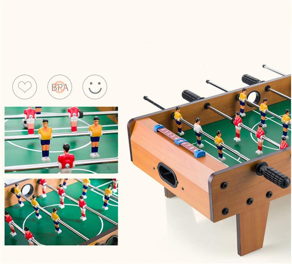 TXDWYF Futbolín Sobremesa Games/Mesa Multijuegos/Futbolines para ...