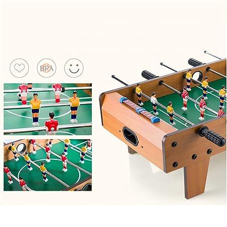 TXDWYF Futbolines Adultos/Foosball Juego de Tablero/uego de Mesa ...
