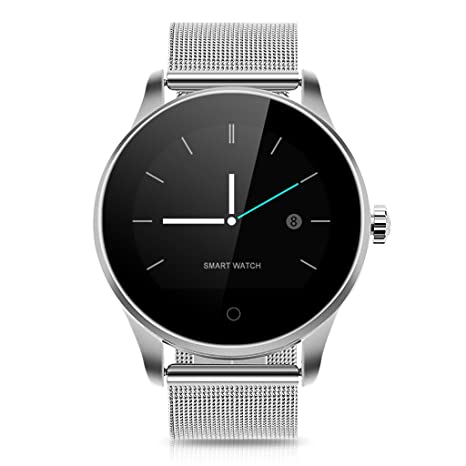 DIGGRO K88H - Smartwatch Pulsera Inteligente para Móvil Android ...