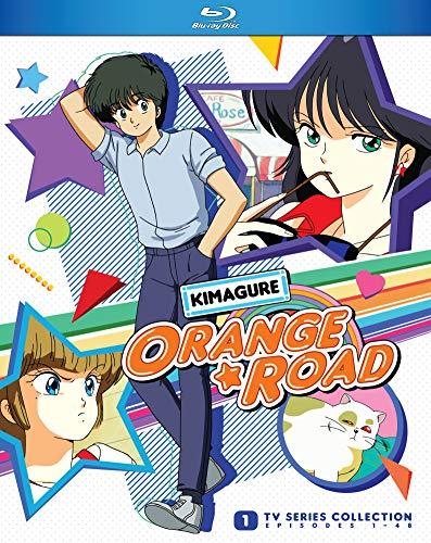 Kimagure Orange Road Complete Blu ray product image