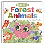 Let's Find Forest Animals