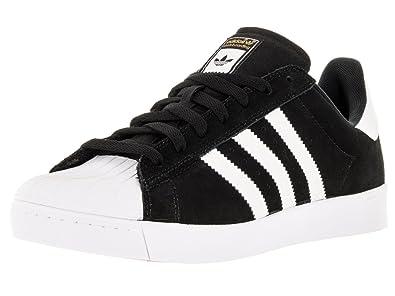 0b140b99e74840 adidas superstar vulc adv black   white shoes