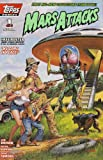 MARS ATTACKS #1-5 complete story based upon cards & film (MARS ATTACKS (1994 TOPPS))