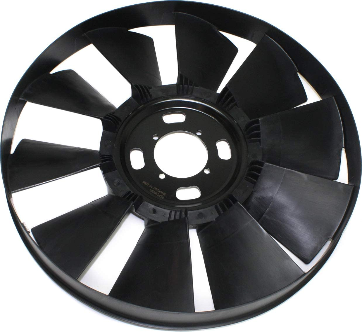 Radiator Fan Blade Compatible with GMC Envoy/Trailblazer/Rainier 2002-2009
