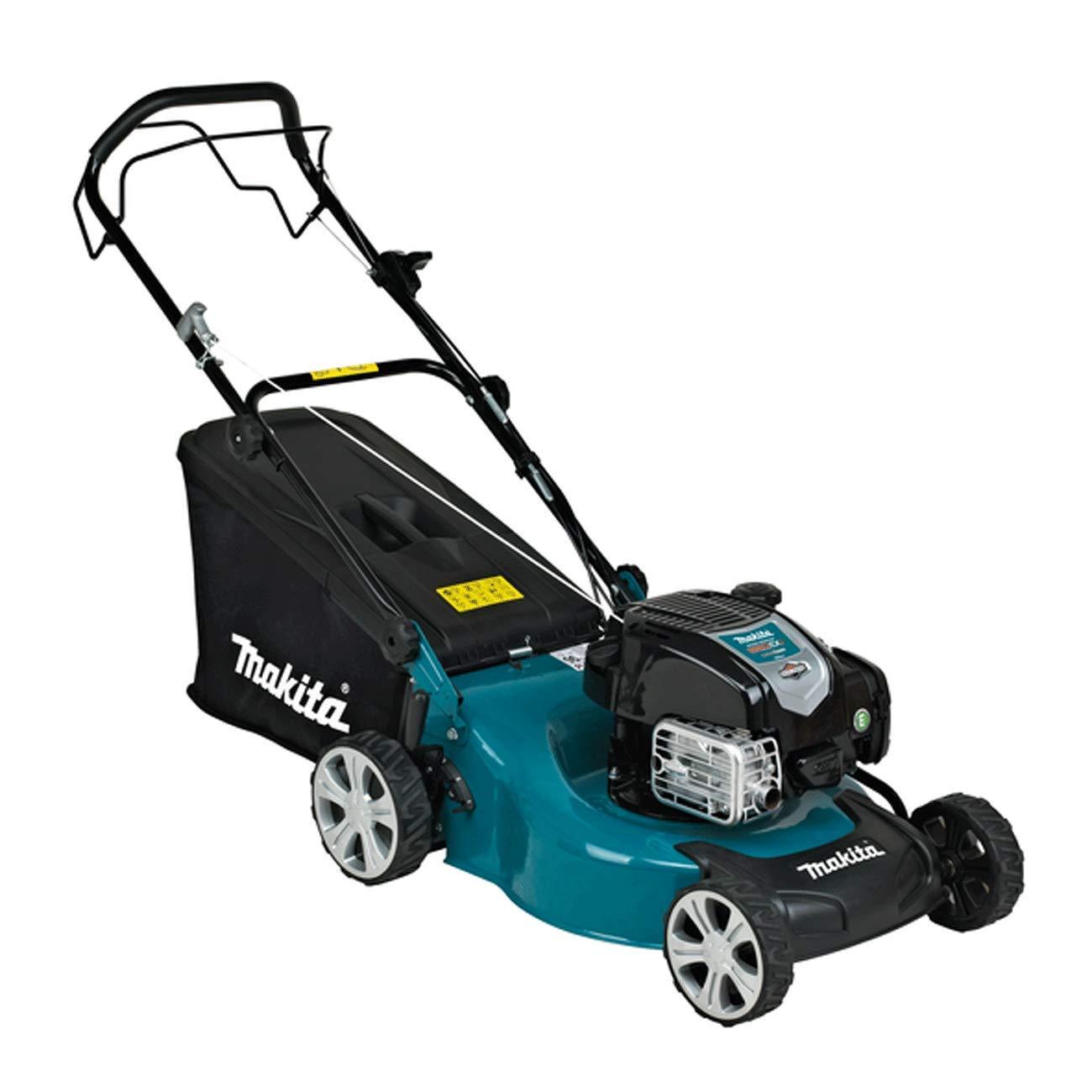 Makita PLM4621N2 Walk behind lawn mower Gasolina cortadora de ...