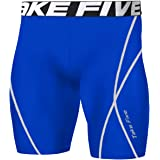 JustOneStyle New Sports Apparel Skin Tights Compression Active Base Under Layer Men Shorts
