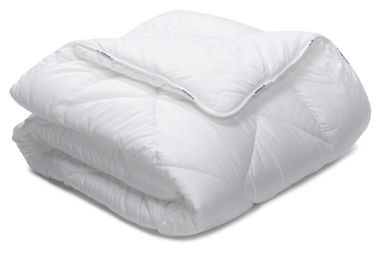 Badenia 03 691 040 156 Bettcomfort Steppbett Irisette Vitamed Duo 200 x 220 cm, weiß
