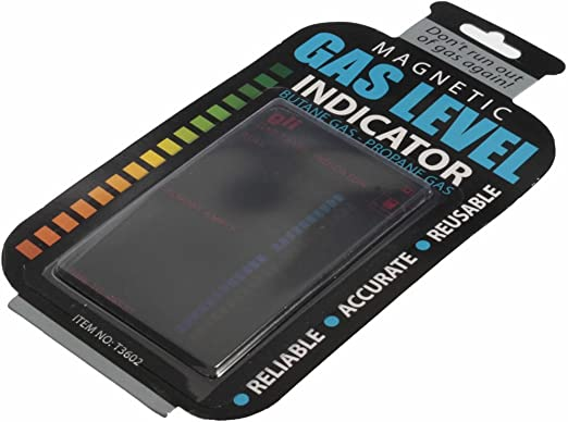 GrillPro 00030 Magnetic Gas Level Indicator