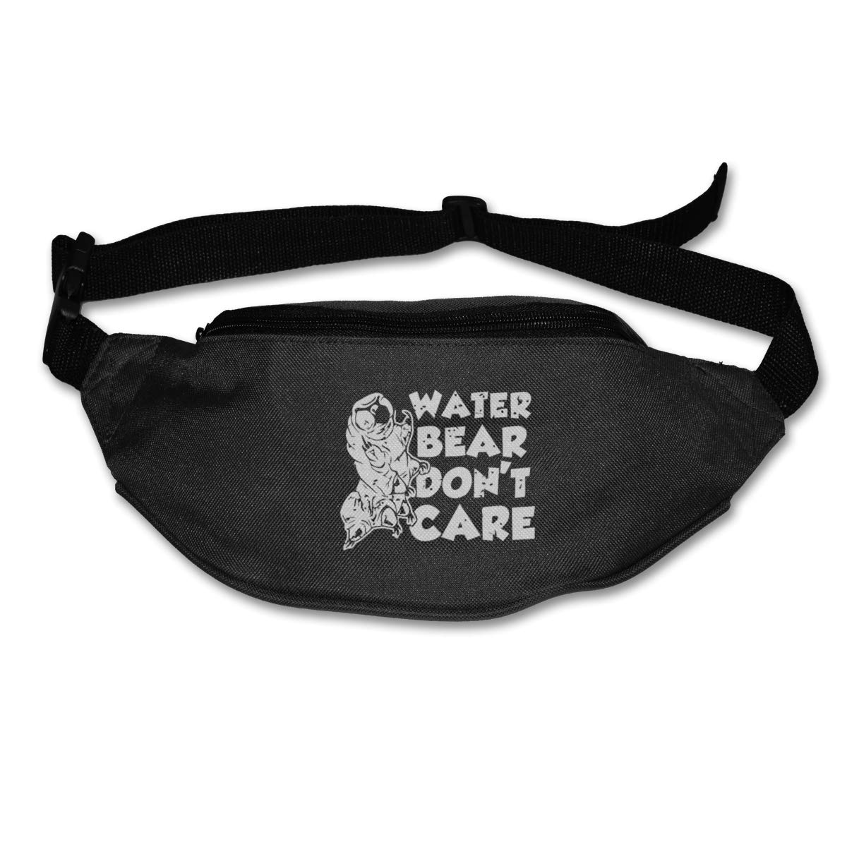 Water Bear Dont Care Sport Waist Packs Fanny Pack Adjustable For Travel