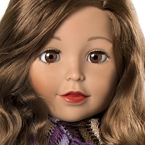 Adora Amazing Girls 18 Inch Doll Quot Ava Quot Ages 6 Amazon
