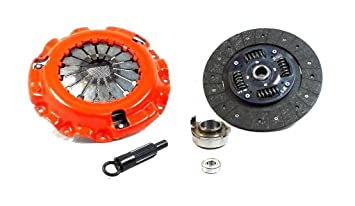 Clutch Kit Works With Mazda Rx7 Turbo Gxl Base Sport Lx Se Convertible Gtu Gtus 1986