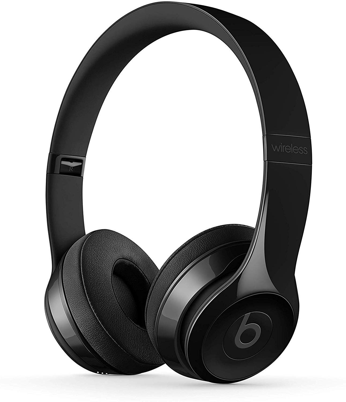 Beats By Dre Solo3 Wireless On Ear Headphones Gloss Black Amazon In
