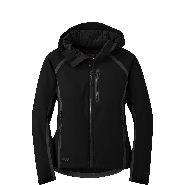 アウトドアリサーチ アウター ジャケットブルゾン Women's Mithril Jacket Black [並行輸入品] B075DVWTTT