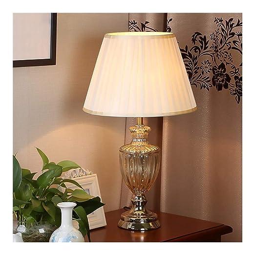 WXIFEID-Lámpara de mesa, Dormitorio Lámpara De Cabecera, Creativo ...