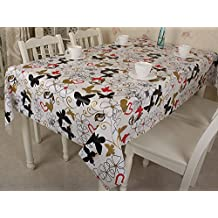 Table Cloth A Sound Classic Plastic Waterproof And Oil Proof Mat Cloth Disposable Fashion Garden,Ws004,137 * 5