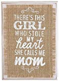 Best Mud Pie Mom Plaques - Mud Pie Plaque, Girl Who Stole My Heart Review