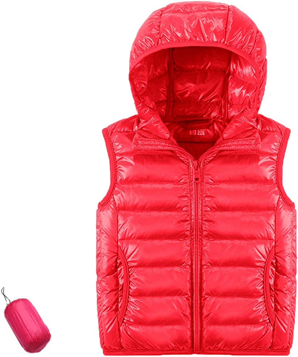 Body Warmer for Boys /& Girls Mountain Warehouse Rocko Kids Padded Gilet Microfibre Padded Winter Vest Water Resistant Rain Coat Two Front Pockets Childrens Jacket