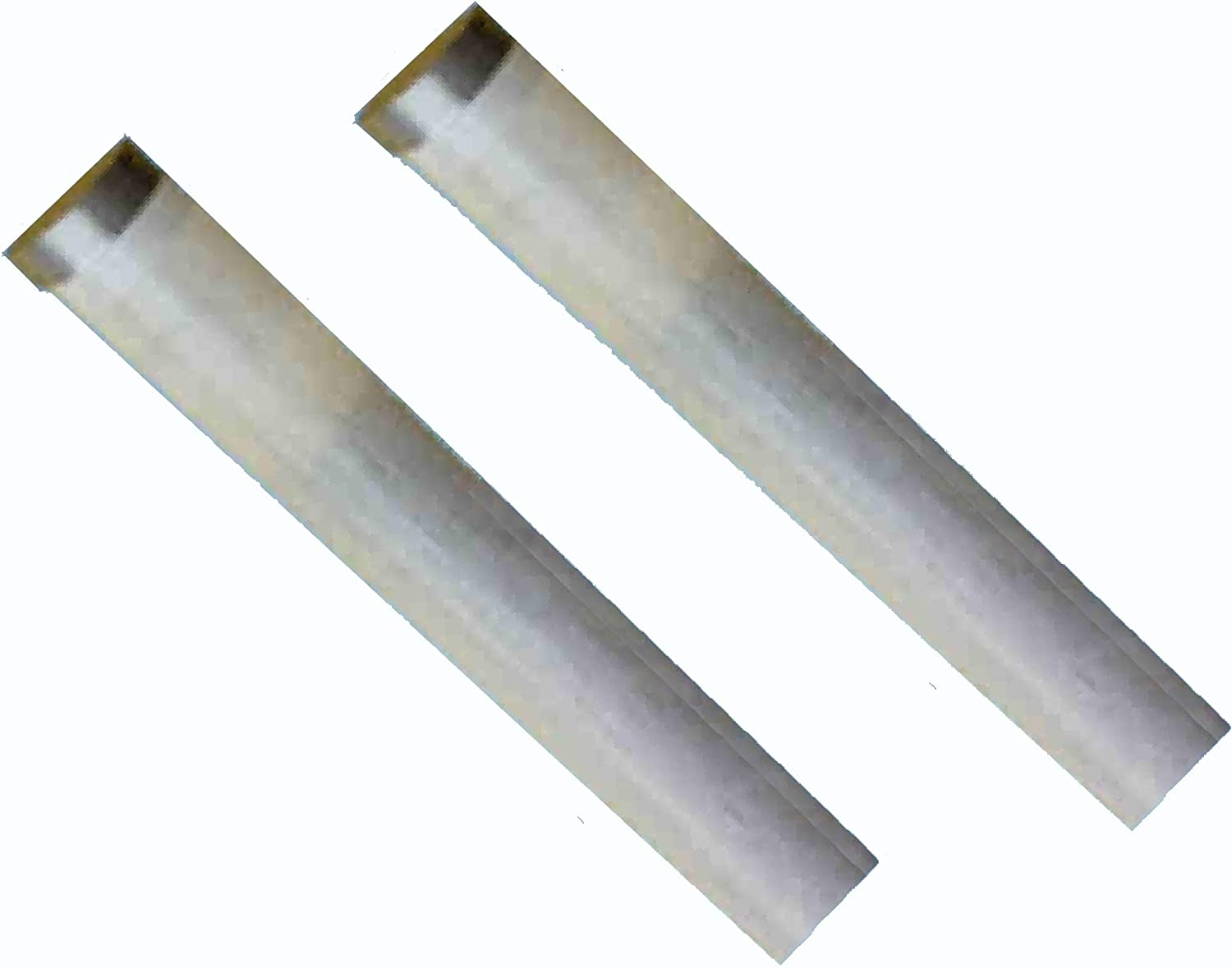 ELEMENTERY LIMITED 2 X Dimplex Type Silica Infrared Electric Fire Bar Glass Element BF9450 650W 356mm//14