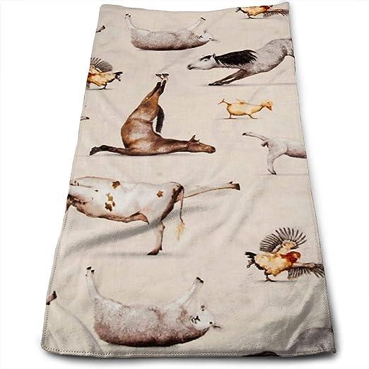 El Yoga es para Todos los Animales Súper Suave, Lavable a ...