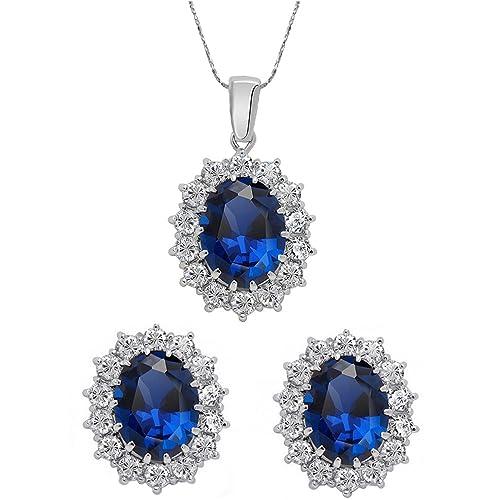 5c5b6366e6188 Amazon.com: Ladies Fashion Princess Style Gorgeous Royal Blue ...