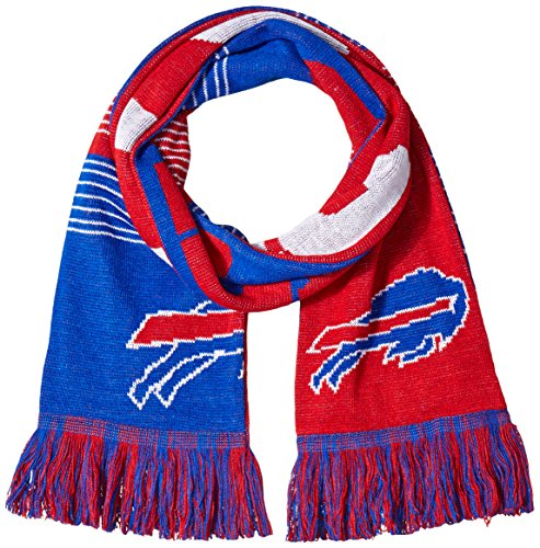Buffalo Bills Reversible Split Logo Scarf