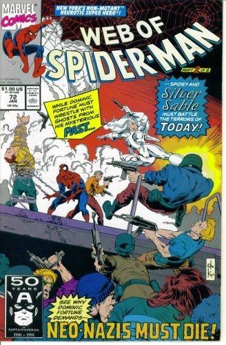 Web of Spider-Man #72 : The Reckoning (Marvel Comics)
