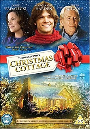The Christmas Cottage.Thomas Kinkade S Christmas Cottage Dvd 2008 Amazon Co
