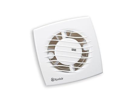 Groovy Xpelair Sl100 Toilet Bathroom Slimline Axial Extractor Fan Beutiful Home Inspiration Xortanetmahrainfo