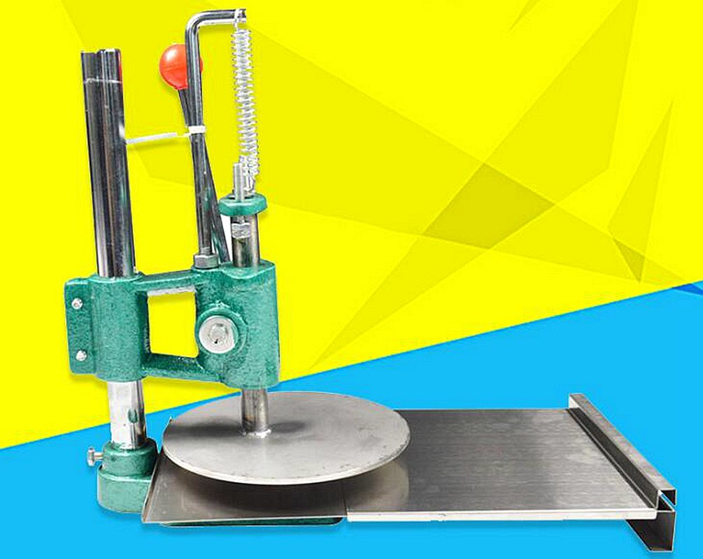 welljoin Big Dough Roller Dough Sheeter Pasta Maker Household Pizza Pastry Press Machine