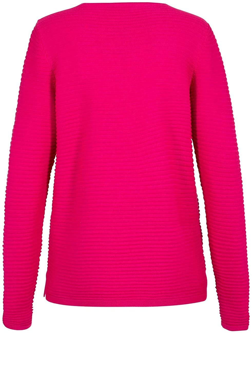 Olsen Damen Pullover Pink Rose: : Bekleidung