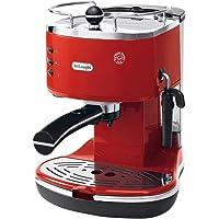 Delonghi ECO311.R Icona Eco Machines à Café, 1100 W, Rouge