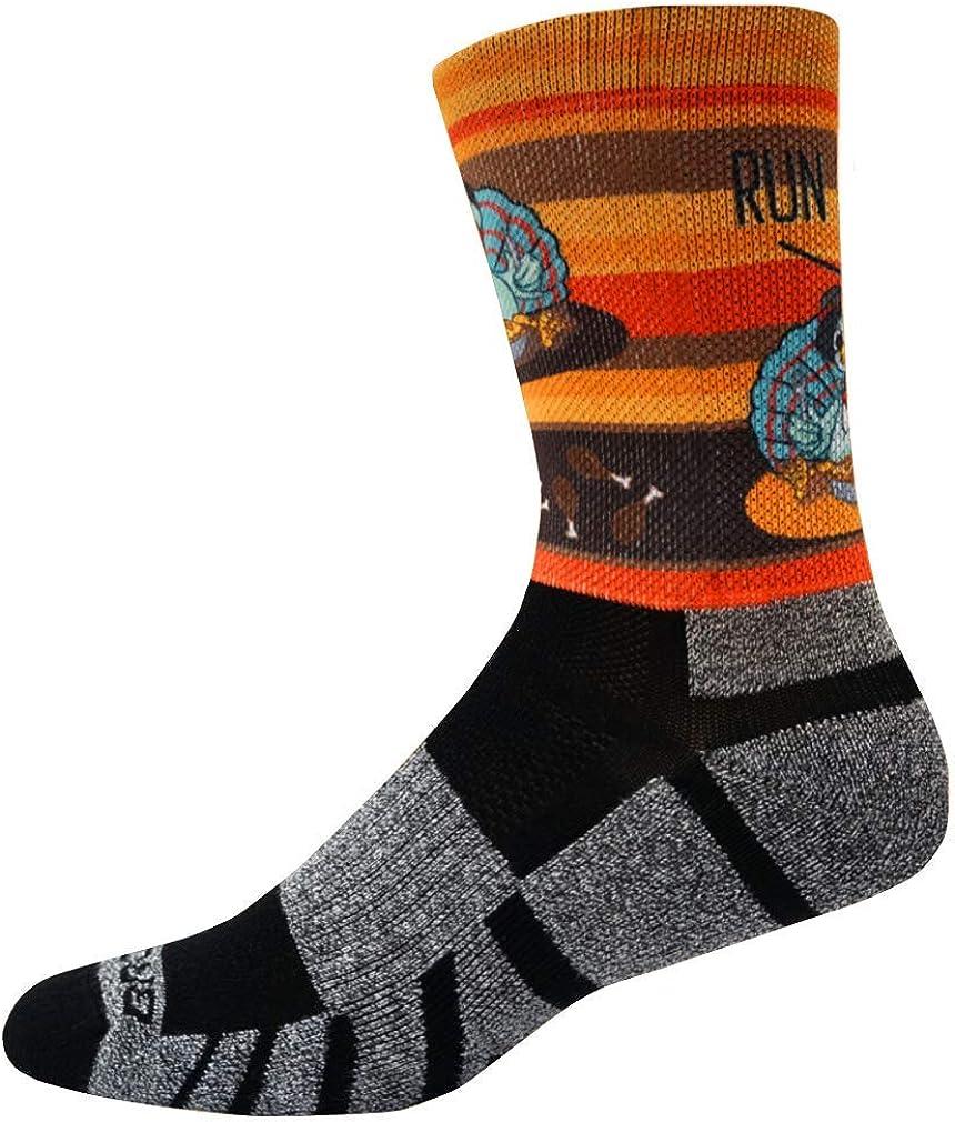 Girls Socks Mid-Calf The Art Of Anger Winter Custom Personalized For Festive