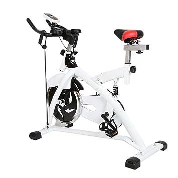 livbest Fitness Home ciclismo bicicletas con dos vías de ...